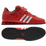 Den populære Adidas Adipower vægtløftersko